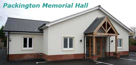 Packington Memorial Hall