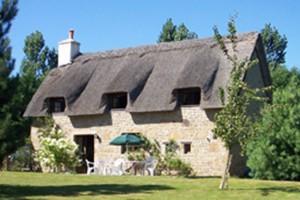 1-House external in sun mod