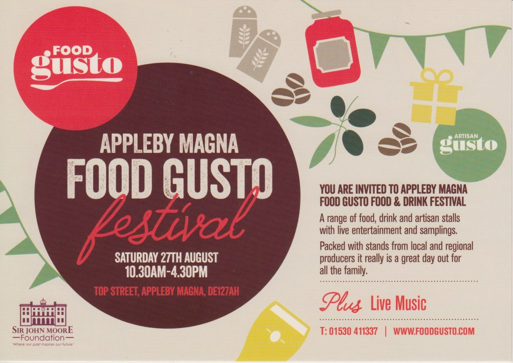 20160827 Food Gusto Appleby Magna
