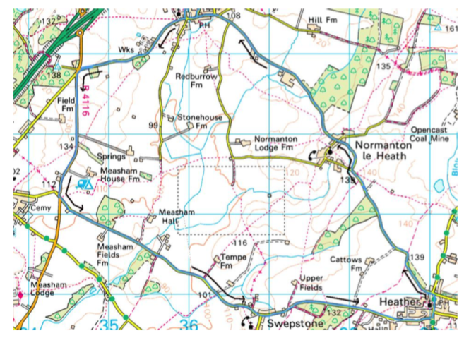 Ashby 20 road map