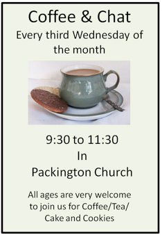 FREE coffee morning